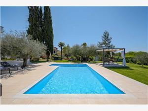 Villa Bella Ana голубые Истрия, квадратура 370,00 m2, размещение с бассейном