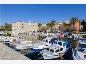 Boende vid strandkanten Norra Dalmatien öar,Boka Marija Från 2527 SEK