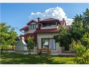 Kuća za odmor Villa Bobo Plitvice, Kvadratura 99,00 m2, Smještaj s bazenom