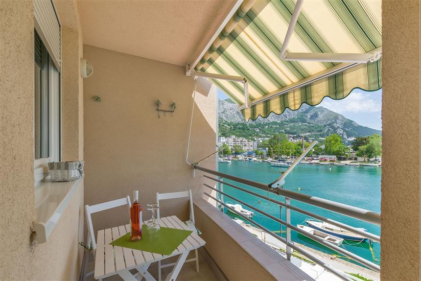 Apartmány Cetina