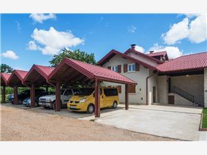 Huis Villa Joja Continentaal Kroatië, Kwadratuur 99,00 m2, Accommodatie met zwembad