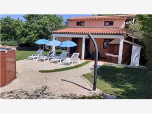 Casa Federica Liznjan, квадратура 120,00 m2, размещение с бассейном