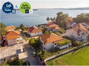 Appartementen Anto Schiereiland Peljesac, Kwadratuur 30,00 m2, Lucht afstand tot de zee 100 m