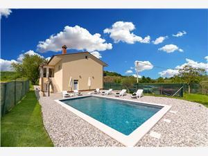 Soukromé ubytování s bazénem Zelená Istrie,Rezervuj Nature Od 5685 kč