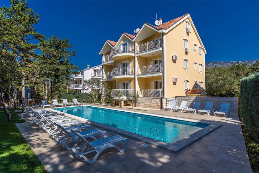 Апартаменты Villa Anne