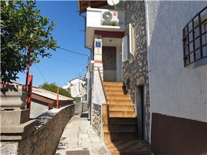 Apartmán Sidro Rijeka a Riviéra Crikvenica, Kamenný dom, Rozloha 67,00 m2, Vzdušná vzdialenosť od centra miesta 450 m