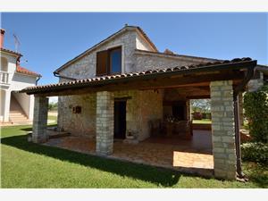 Huis Mariano Groene Istrië, Kwadratuur 65,00 m2, Accommodatie met zwembad
