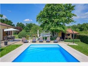 Alloggi con piscina Nono Pisino (Pazin),Prenoti Alloggi con piscina Nono Da 242 €