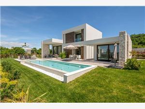 Villa Blauw Istrië,Reserveren Adoral Vanaf 371 €