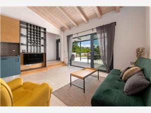 Villa Cattuni Baderna, Kvadratura 80,00 m2, Namestitev z bazenom