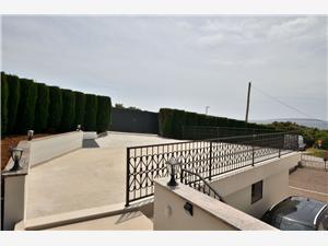 Appartementen Villa Sofia Martinscica - eiland Cres, Kwadratuur 110,00 m2, Lucht afstand tot de zee 100 m