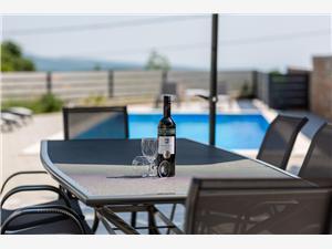 Soukromé ubytování s bazénem Kvarnerské ostrovy,Rezervuj Mia Od 5073 kč