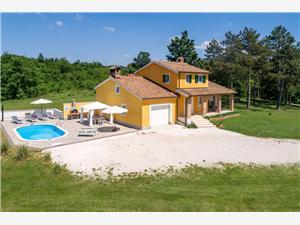Vakantie huizen Groene Istrië,Reserveren Kristina Vanaf 185 €