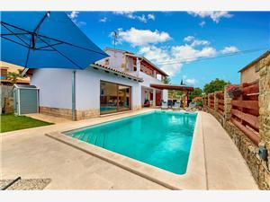 Villa Venore Motovun, Hébergement avec piscine