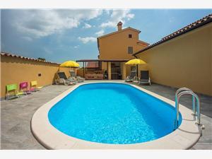 размещение с бассейном голубые Истрия,Резервирай Ambrosiana От 154 €