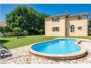 Privat boende med pool Blå Istrien,Boka Gardena Från 1832 SEK