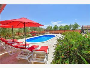 Vakantie huizen Myrtus Benkovac,Reserveren Vakantie huizen Myrtus Vanaf 369 €