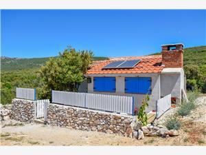 Kuća za odmor Livingston Neviđane - otok Pašman, Kamena kuća, Kvadratura 30,00 m2, Zračna udaljenost od mora 100 m