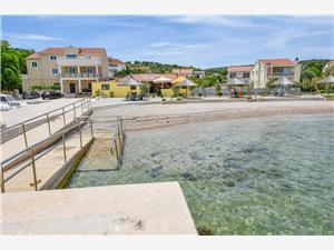 Beachfront accommodation North Dalmatian islands,Book Beach From 249 €