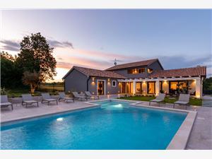 Privatunterkunft mit Pool Grünes Istrien,Buchen Olive Ab 499 €