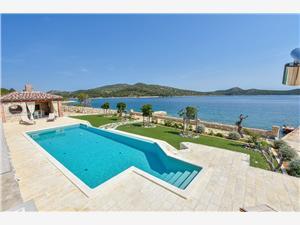 Afgelegen huis Noord-Dalmatische eilanden,Reserveren Gagliana Vanaf 663 €