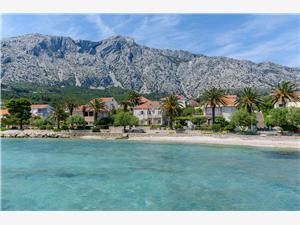 Apartamenty Raza Orebic, Kamienny domek, Powierzchnia 85,00 m2, Odległość do morze mierzona drogą powietrzną wynosi 10 m