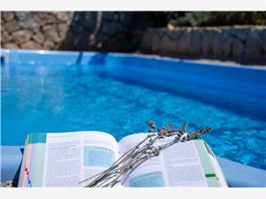 Villa St. Anton Malinska - île de Krk, Superficie 55,00 m2, Hébergement avec piscine