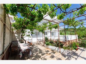 Apartament Marija Podstrana, Powierzchnia 80,00 m2, Odległość do morze mierzona drogą powietrzną wynosi 250 m