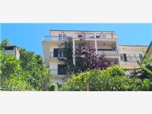 Apartman Mladina Jelsa - Hvar sziget, Méret 45,00 m2, Központtól való távolság 500 m