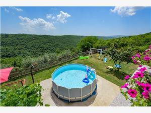 Appartement Groene Istrië,Reserveren Lucija Vanaf 121 €