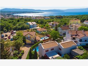Soukromé ubytování s bazénem Vito Malinska - ostrov Krk,Rezervuj Soukromé ubytování s bazénem Vito Od 13373 kč
