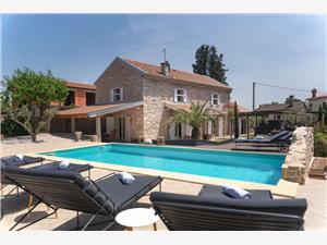 Privat boende med pool Blå Istrien,Boka Zakinji Från 3740 SEK