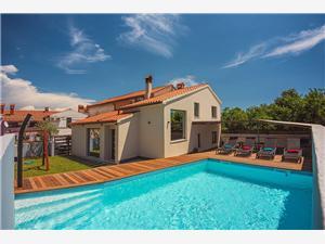 Namestitev z bazenom Modra Istra,Rezerviraj Korina Od 154 €