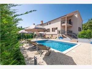 Villa Giovanni Maria Vinez, Superficie 180,00 m2, Hébergement avec piscine