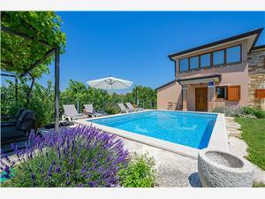 Privatunterkunft mit Pool Grünes Istrien,Buchen Nila Ab 214 €