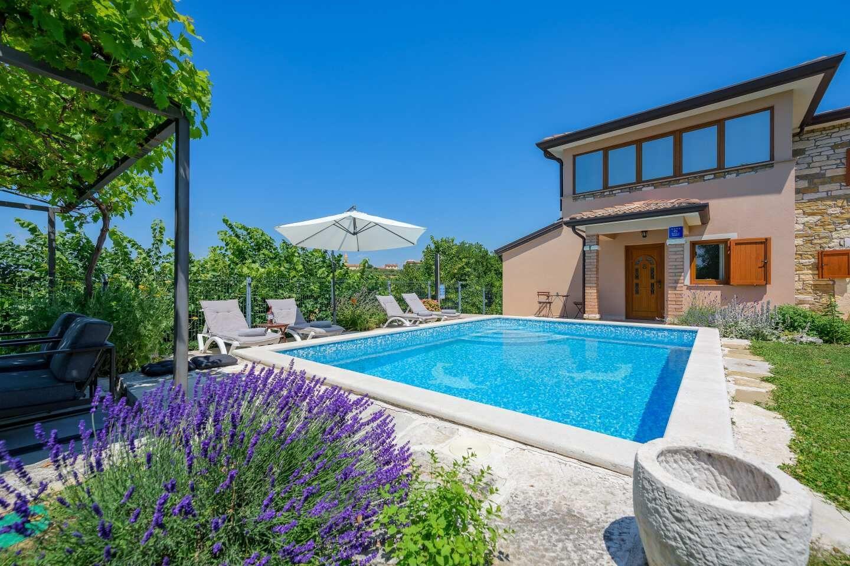 Villa l'Istria Blu,Prenoti Nila Da 214 €