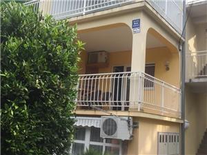 Apartamenty TURKY Klenovica (Novi Vinodolski),Rezerwuj Apartamenty TURKY Od 260 zl