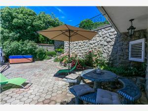 Privatunterkunft mit Pool Riviera von Rijeka und Crikvenica,Buchen Jurja Ab 107 €