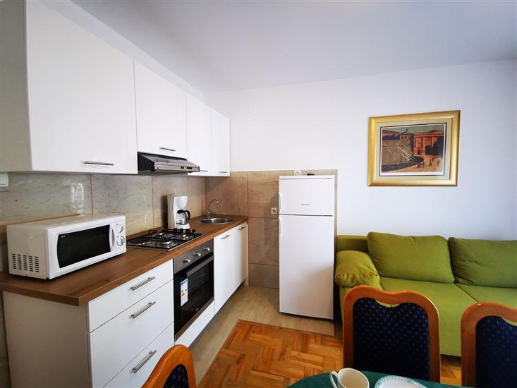 Apartman A1, 6 személyes