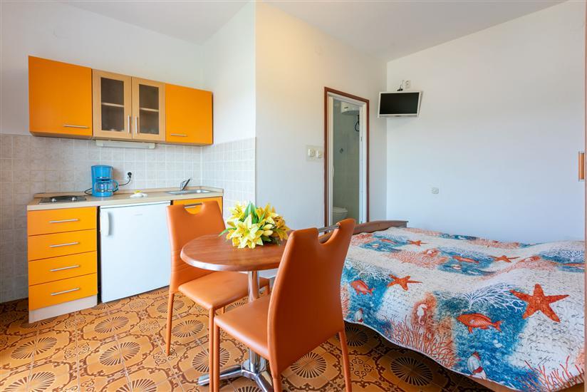 Apartman A2, 2 személyes