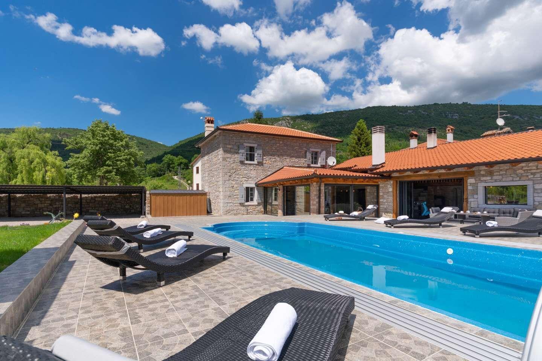 Alloggi con piscina l'Istria Blu,Prenoti Tina Da 342 €