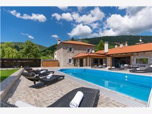 Soukromé ubytování s bazénem Zelená Istrie,Rezervuj Tina Od 8528 kč