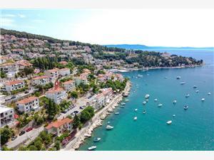 Beachfront accommodation Blue Istria,Book Markov From 80 €