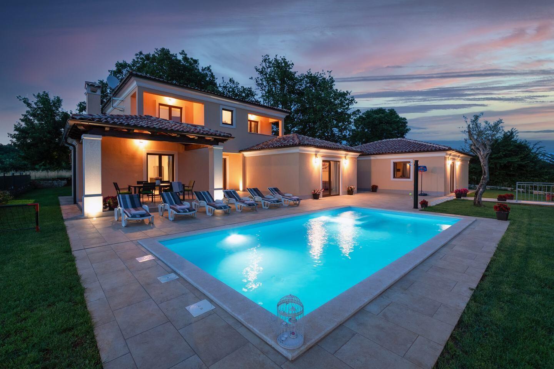 Villa l'Istria Blu,Prenoti Re Da 280 €
