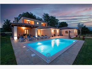 Villa Re Svetvincenat, Size 300.00 m2, Accommodation with pool