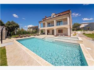 Privatunterkunft mit Pool Gambin Novigrad,Buchen Privatunterkunft mit Pool Gambin Ab 341 €