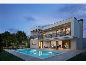 Villa Blauw Istrië,Reserveren Amelia Vanaf 400 €