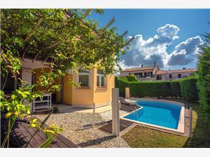 Soukromé ubytování s bazénem Modrá Istrie,Rezervuj Margo Od 11213 kč