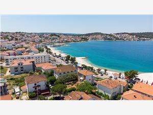 Boende vid strandkanten Vice Okrug Gornji (Ciovo),Boka Boende vid strandkanten Vice Från 1057 SEK
