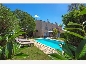 Villa Sherpa Porec, квадратура 150,00 m2, размещение с бассейном